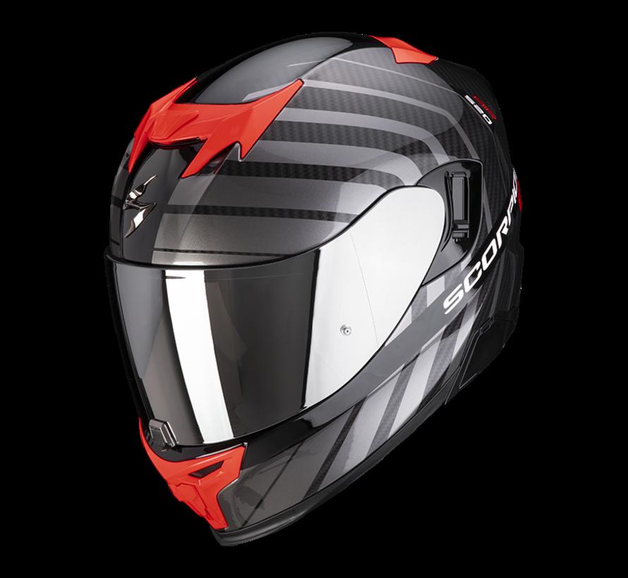 EXO-520 AIR SHAD Zwart Rood