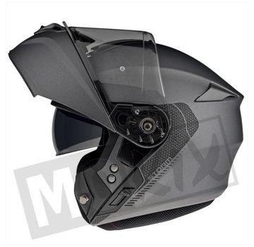 MT-Helmets Helm Storm SV Systeem  Mat Titanium