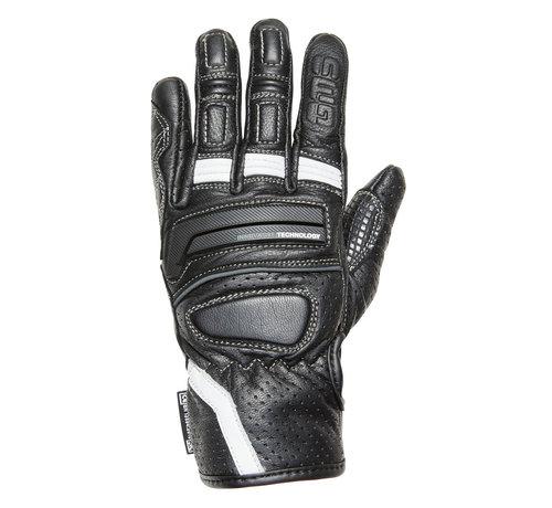 Germas Handschoen Navigator Dames Zwart Wit