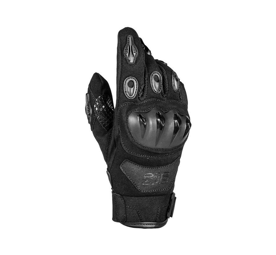 Handschoen Tiger Zwart