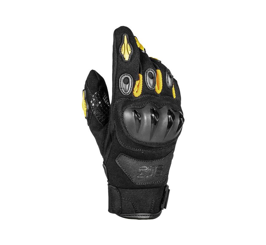 Handschoen Tiger Zwart Geel