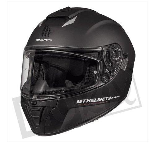 MT-Helmets Helm Blade II Solid Zwart