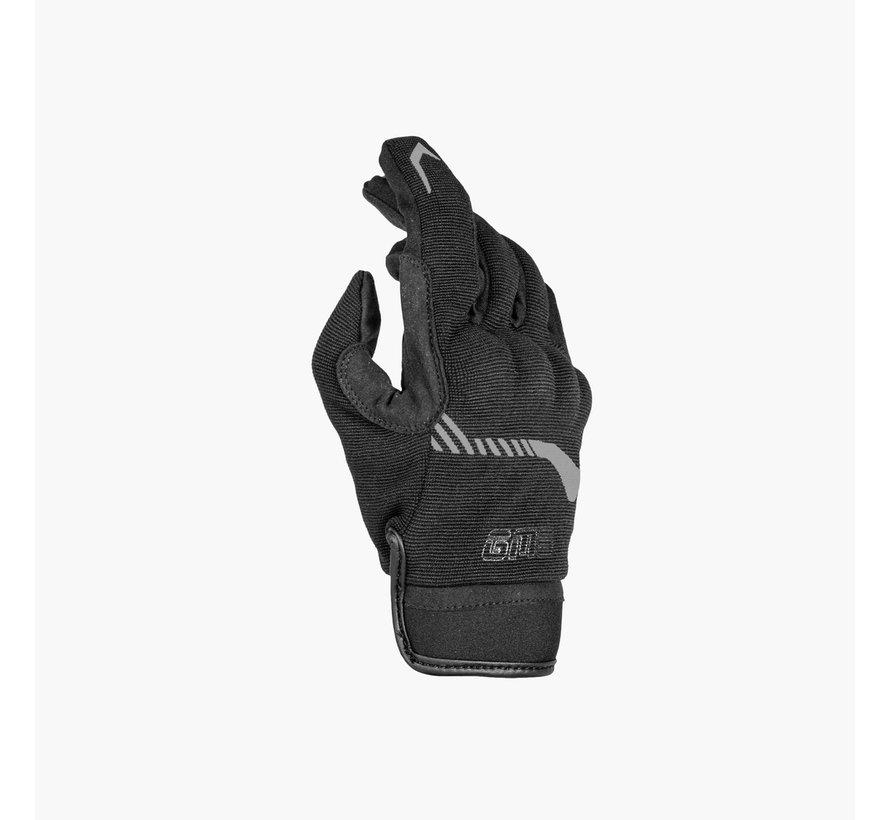 Handschoen Jet-City Zwart Grijs