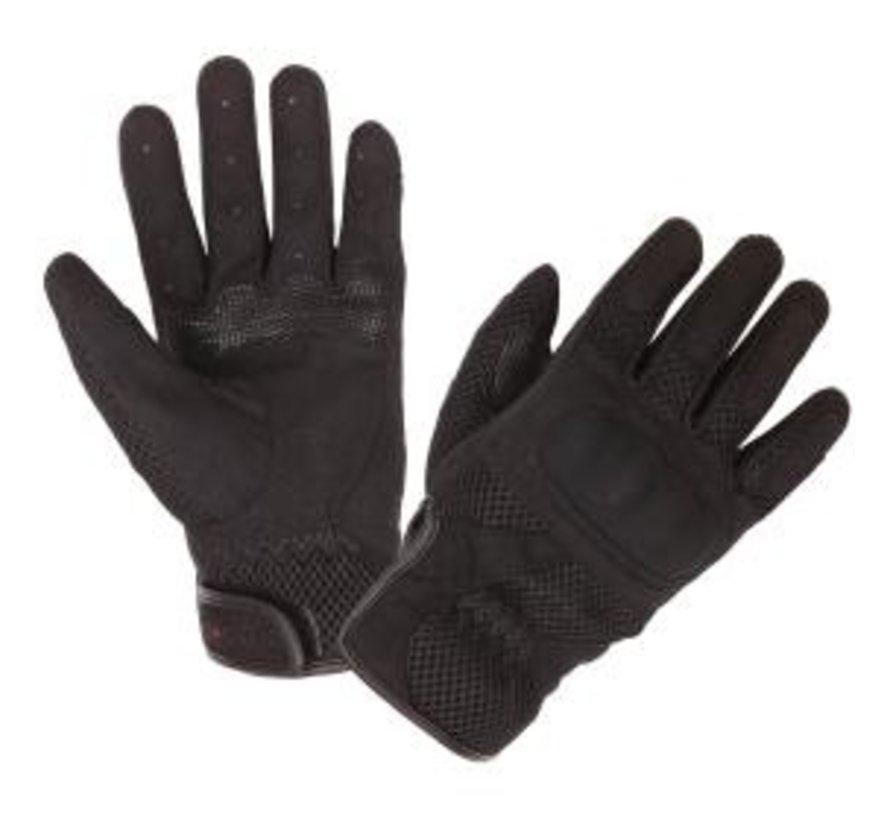 Handschoen Mesh Lady Zwart Textielmateriaal