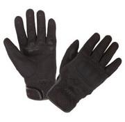 Modeka Handschoen Mesh Men Zwart