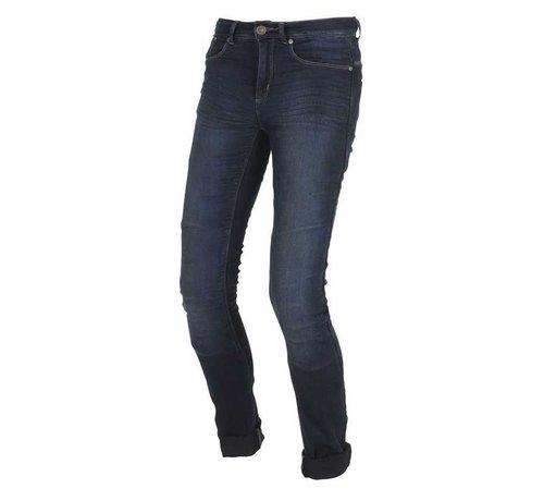 Modeka Jeans Abana Lady Boomwol Blauw