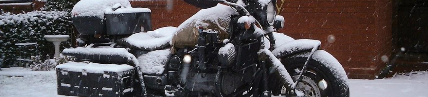 Hoe maak je jouw motor klaar voor de winter.