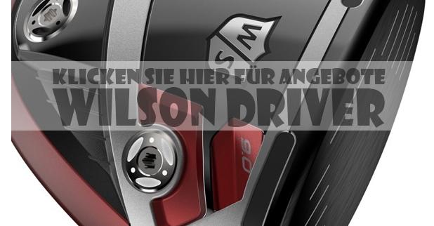 Wilson Drivers bei GolfDriverShop.de
