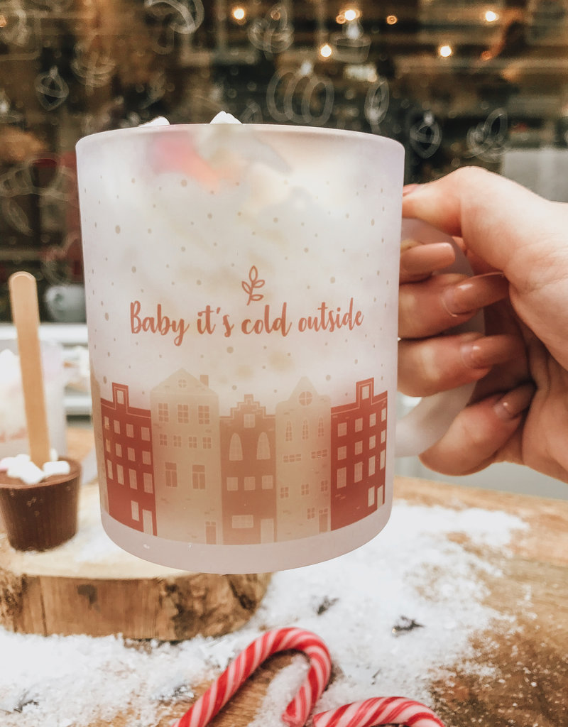 BABY IT'S COLD OUTSIDE | AMSTERDAM MUG
