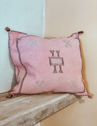 MARRAKECH PILLOW | DARK PINK