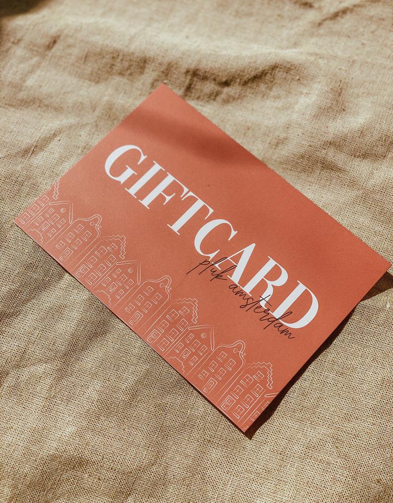 Pluk Amsterdam Pluk online gift voucher