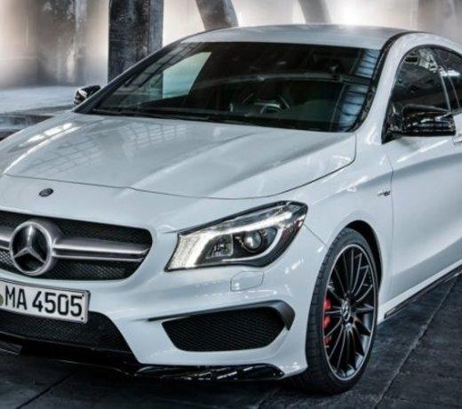 Mercedes W117 CLA