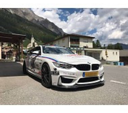 Carbon front lips BMW F82 F83 M4