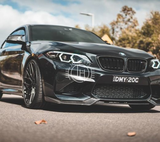 Carbonteile Frontstoßstange BMW F87 M2