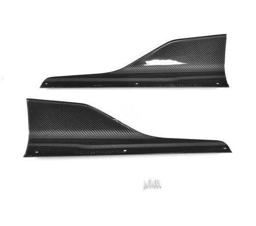 Carbon sideskirts BMW F87 M2