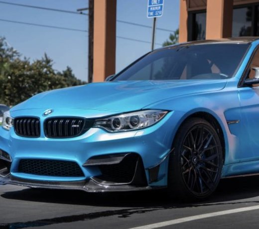 BMW F80 M3 Morph Auto Design