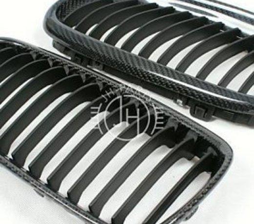 Grilling kidneys BMW E90 / E91