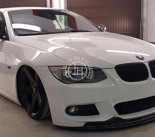 Carbon voorlippen BMW E92 / E93