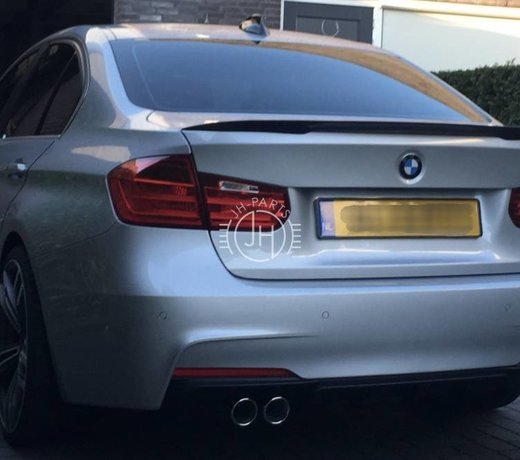 Carbon-Spoilerlippe BMW F30 F31