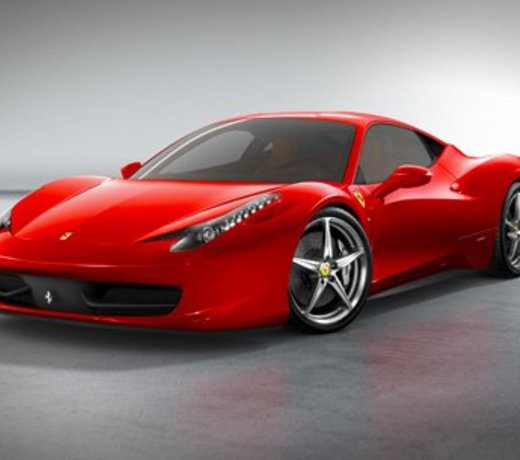 Ferrari 458 Carbon