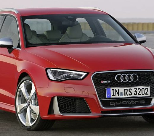 Audi A3/S3/RS3