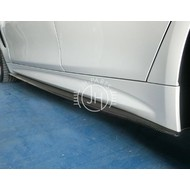 Side skirt extensions