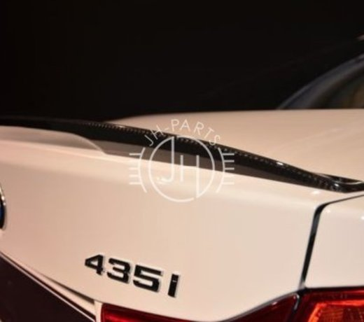 BMW 4 serie F32 F33 F36 spoilers