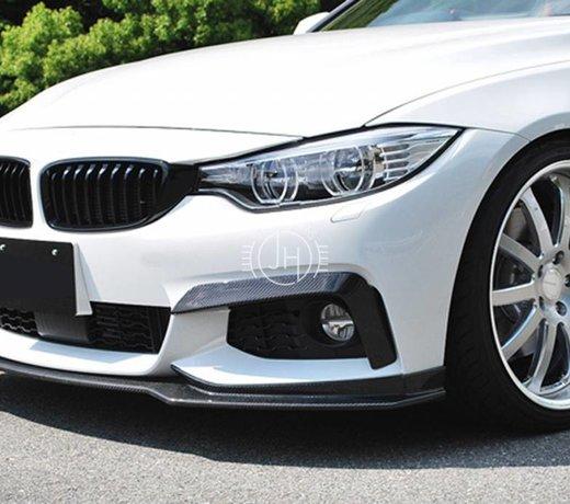 BMW 4 serie F32 F33 F36 voorlippen