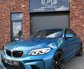 BMW F87 M2 Carbon package
