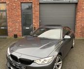 BMW F32 Performance pakket