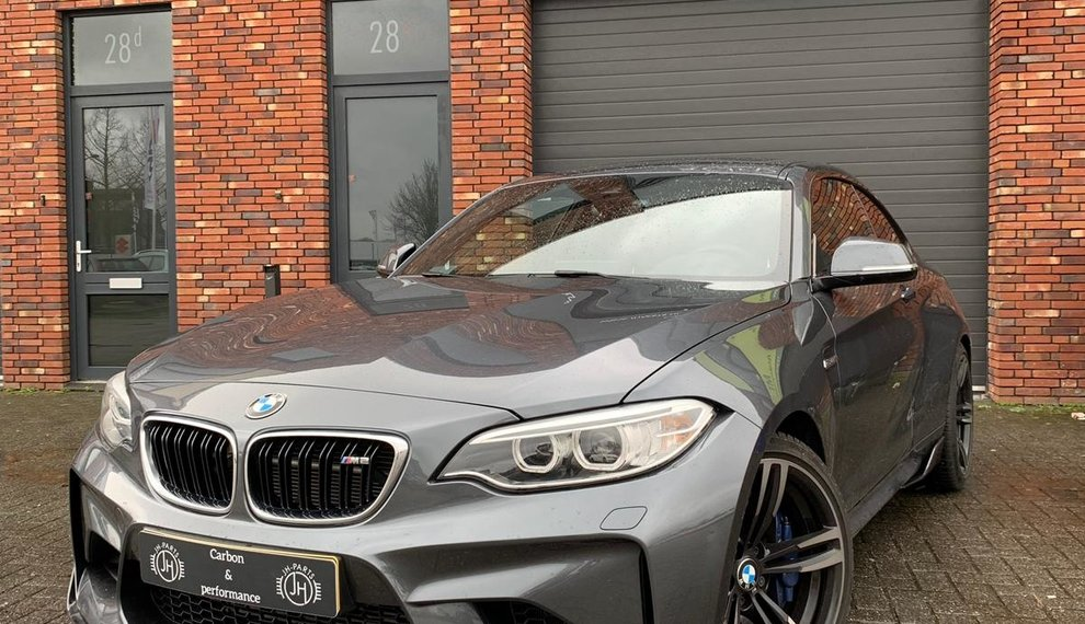 BMW M2 Carbon pakket upgrade