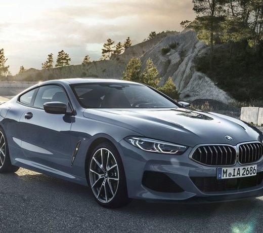 BMW 8er Reihe