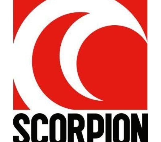 Scorpion uitlaat