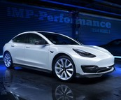 Tesla Model 3 Carbon kit