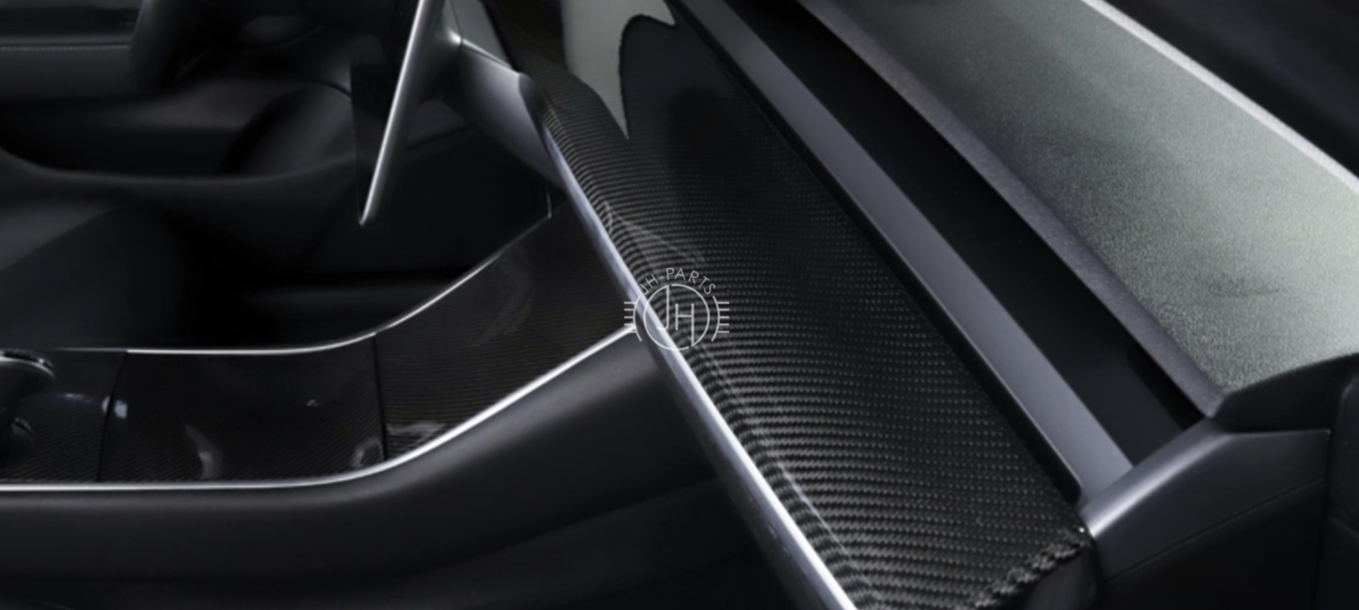 Tesla Model 3 Carbon Innenraum