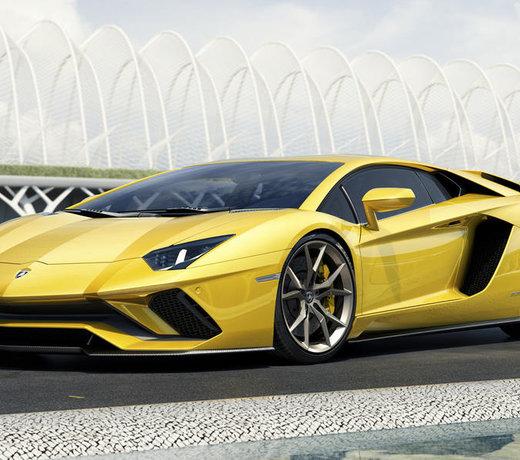 Lamborghini Aventador carbon & performance onderdelen