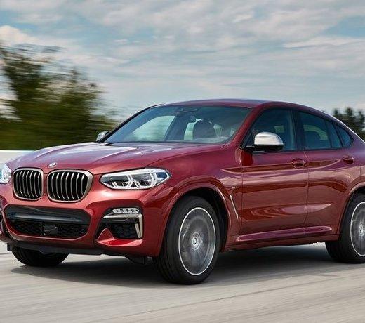 BMW G02 X4 carbon & performance parts