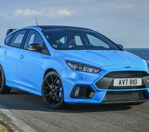 Ford Focus RS Carbon & Leistungsteile