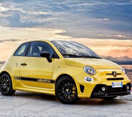 Fiat 595 Abarth carbon & performance onderdelen