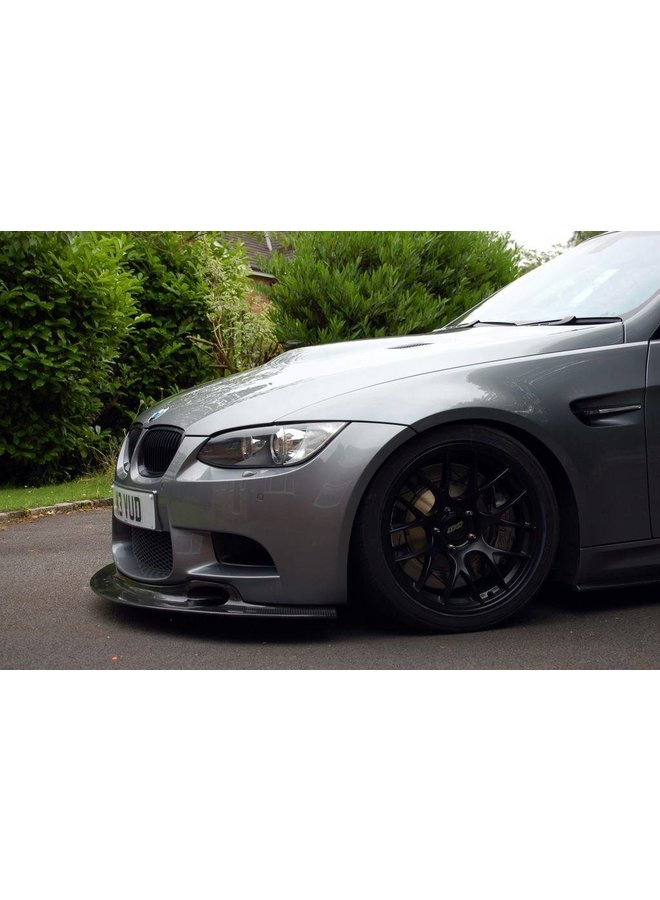 Carbon GT4 voorlip BMW E90 E92 E93 M3