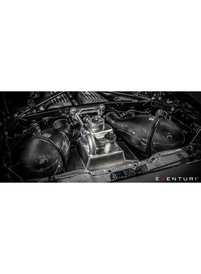 Eventuri carbon intake Lamborghini Huracan LP610-4