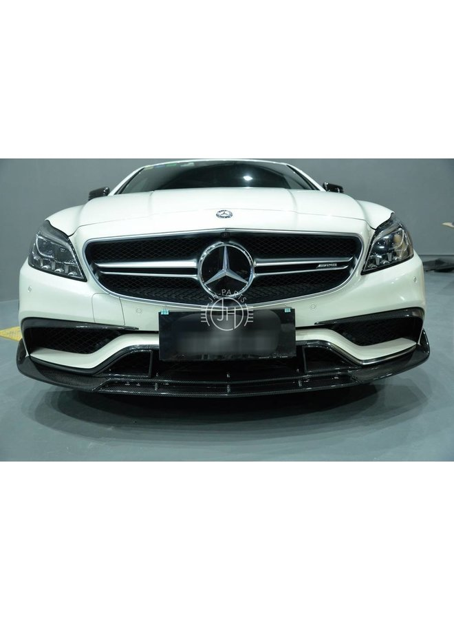Carbon B Style airduct Mercedes CLS63