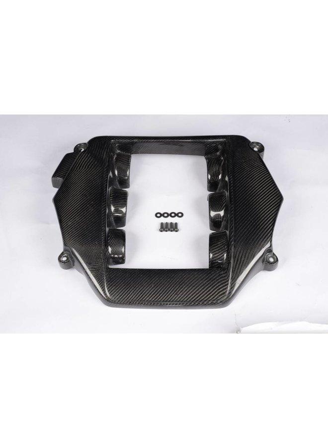 Carbon motor cover GTR