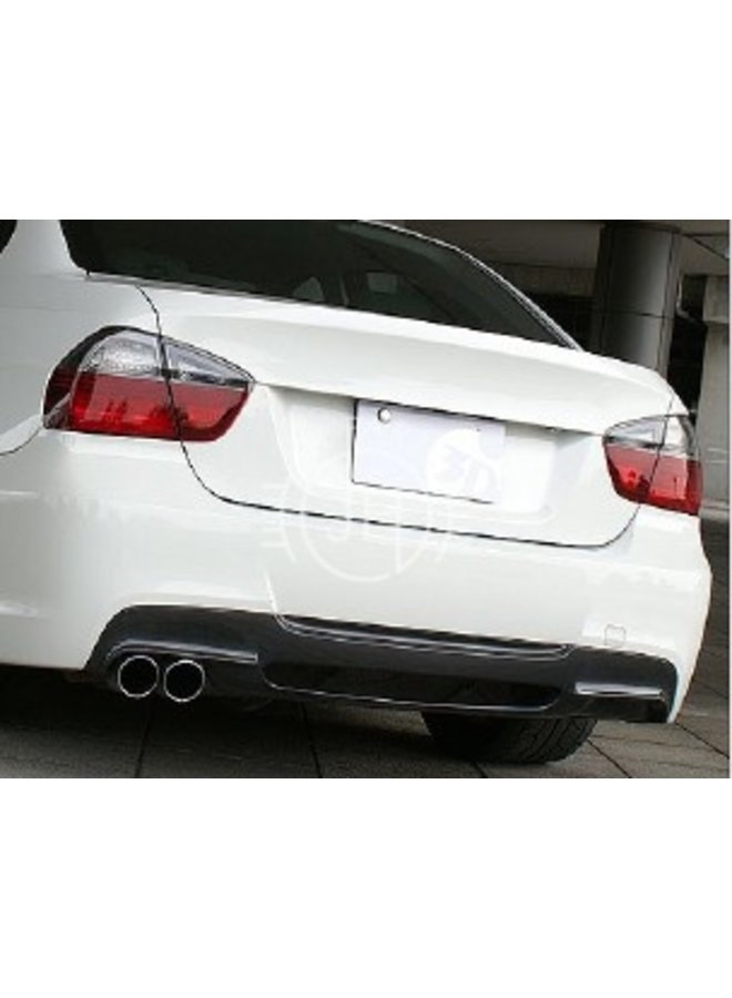 Carbon diffuser 3DD style