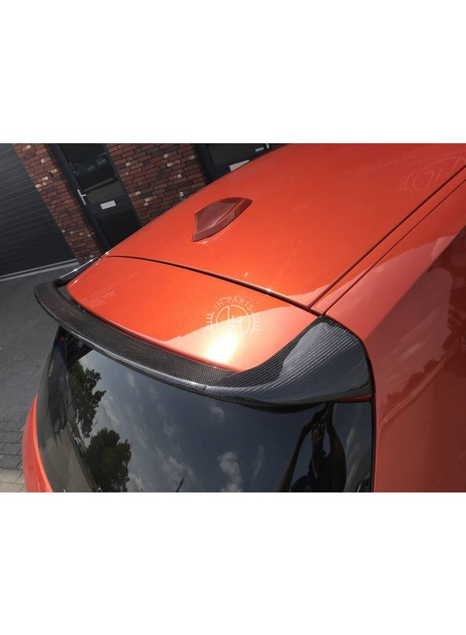 Carbon A Style spoiler BMW 1 Series F20 F21
