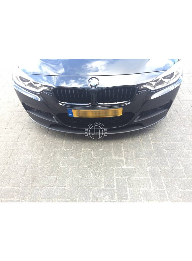 Performance style front lip BMW 3 Series F30 F31