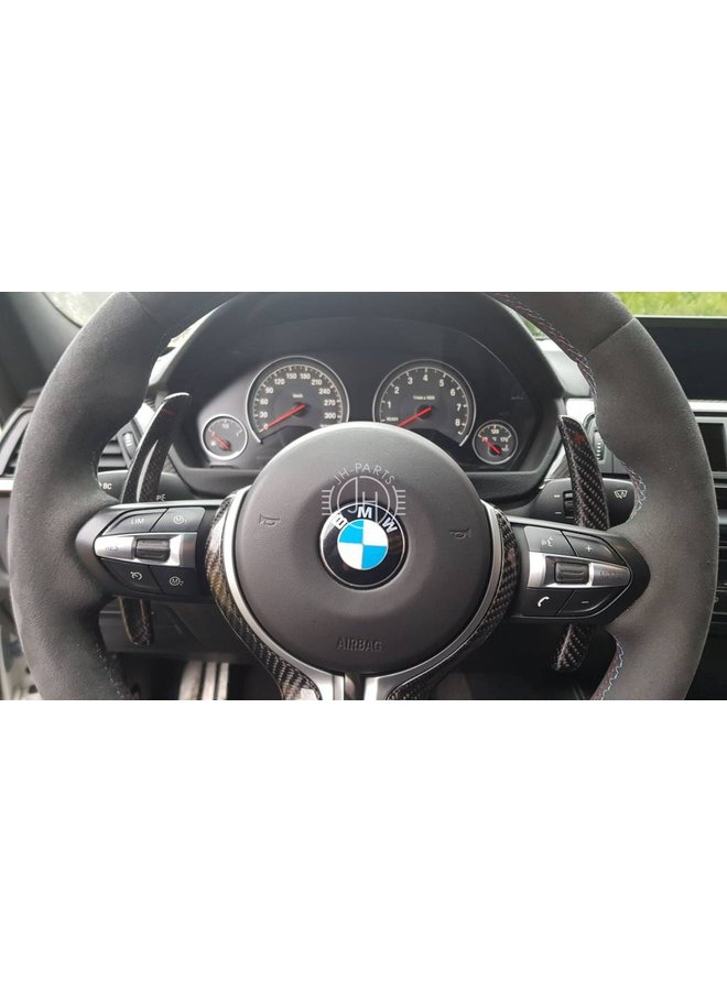 BMW M2 M3 M4 M5 M6 Carbon Performance schakel flippers