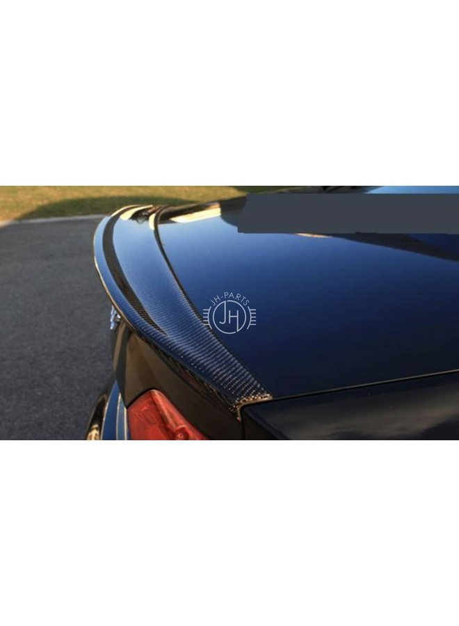 Carbon B style spoiler