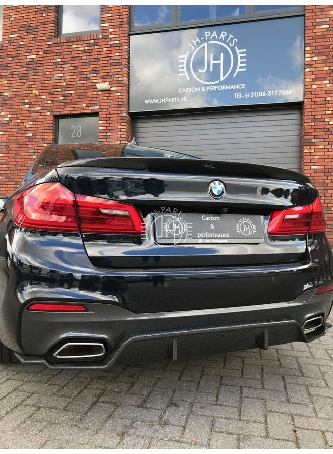 Carbon diffuser BMW 5 Serie G30 G31