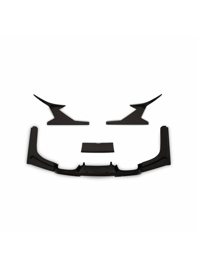 Carbon MAD fang type 1 diffuser